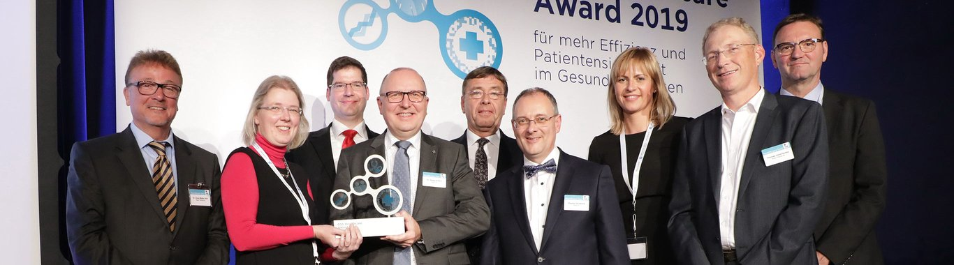 GS1 Healthcare Award